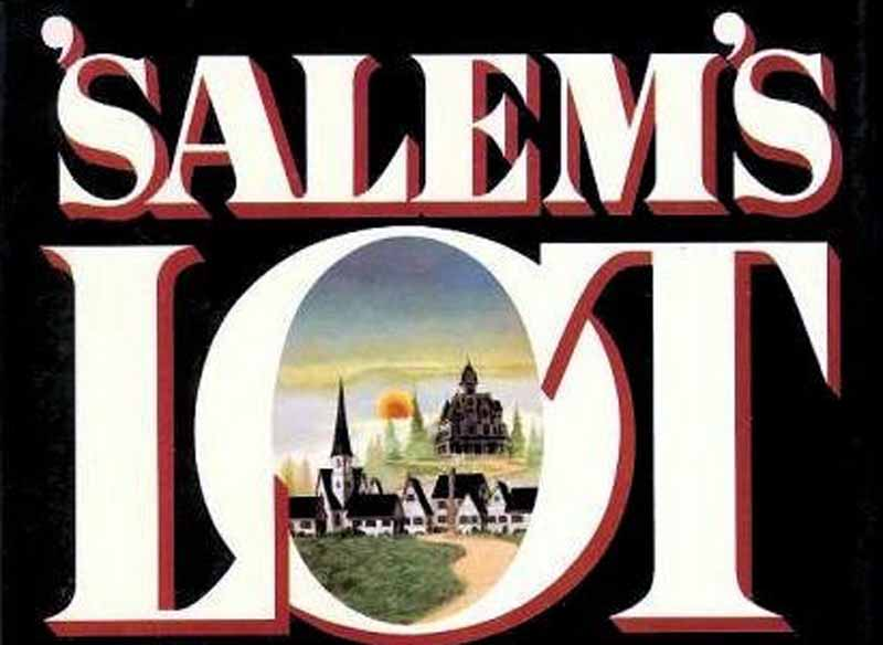 salems lot essay 'salem's lot [stephen king] on amazoncom free shipping on qualifying offers ben mears has returned to jerusalem's lot in the hopes that living in an old mansion.